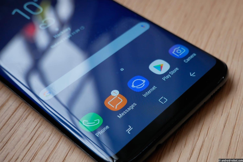 Самсунг Galaxy S9 иS9+ начнут выпускать весной