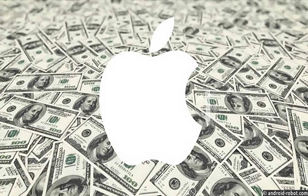 Apple приступит квыплате Ирландии 13 млрд. евро долгов