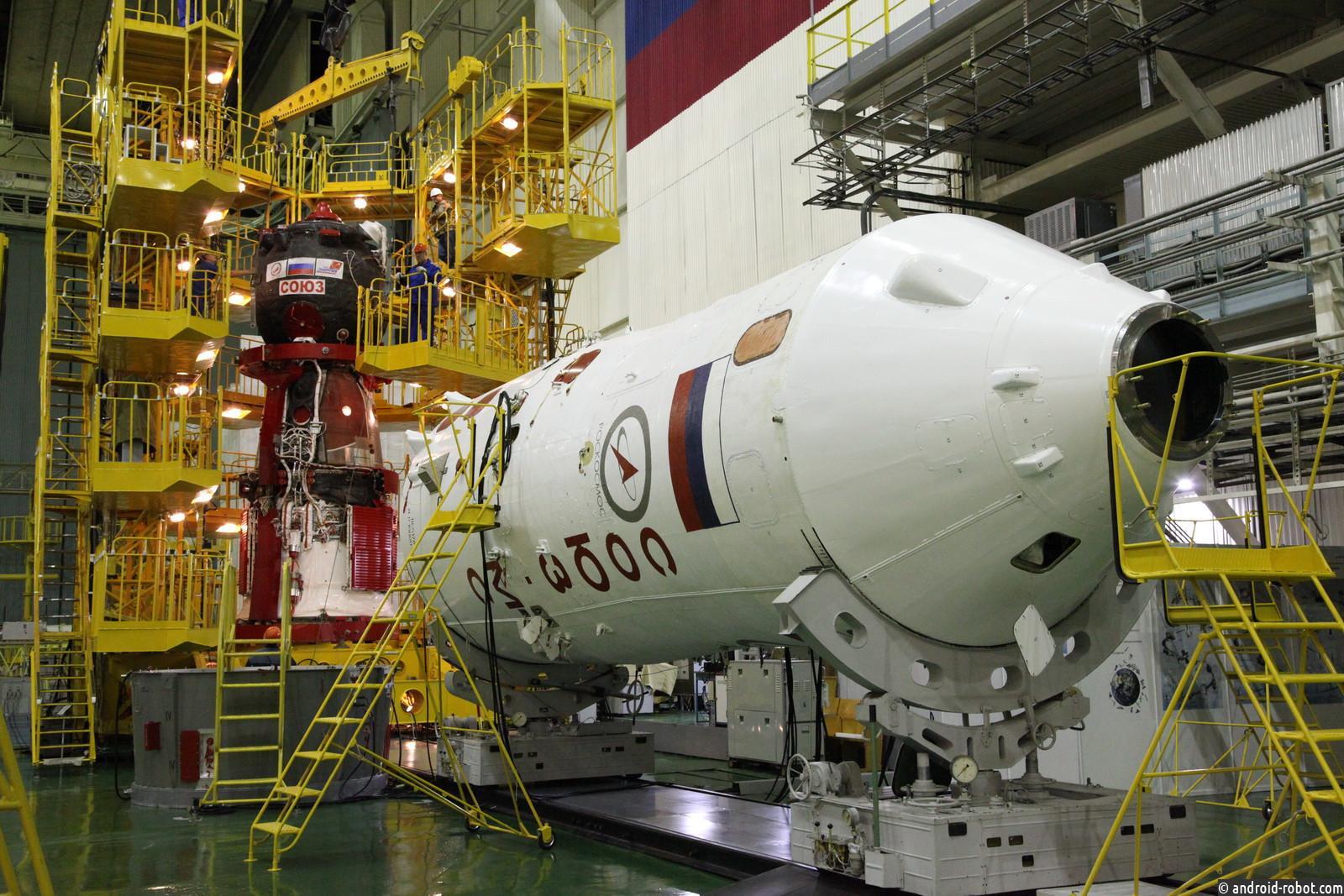 Старт корабля «Союз МС-07» назначен на17декабря