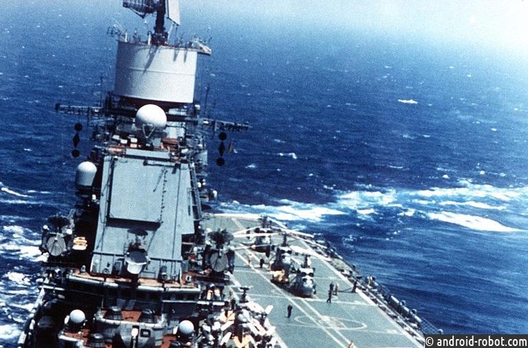 Напраздники возросла активность русских ВМС около берегов Великобритании