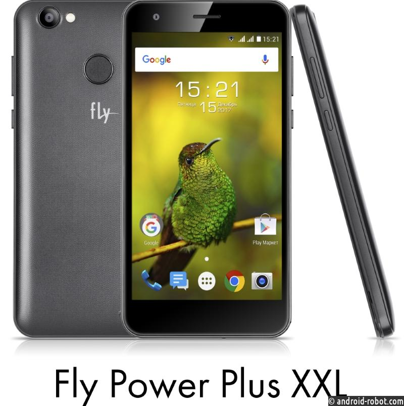 Fly Power Plus XXL – поколение Xlife