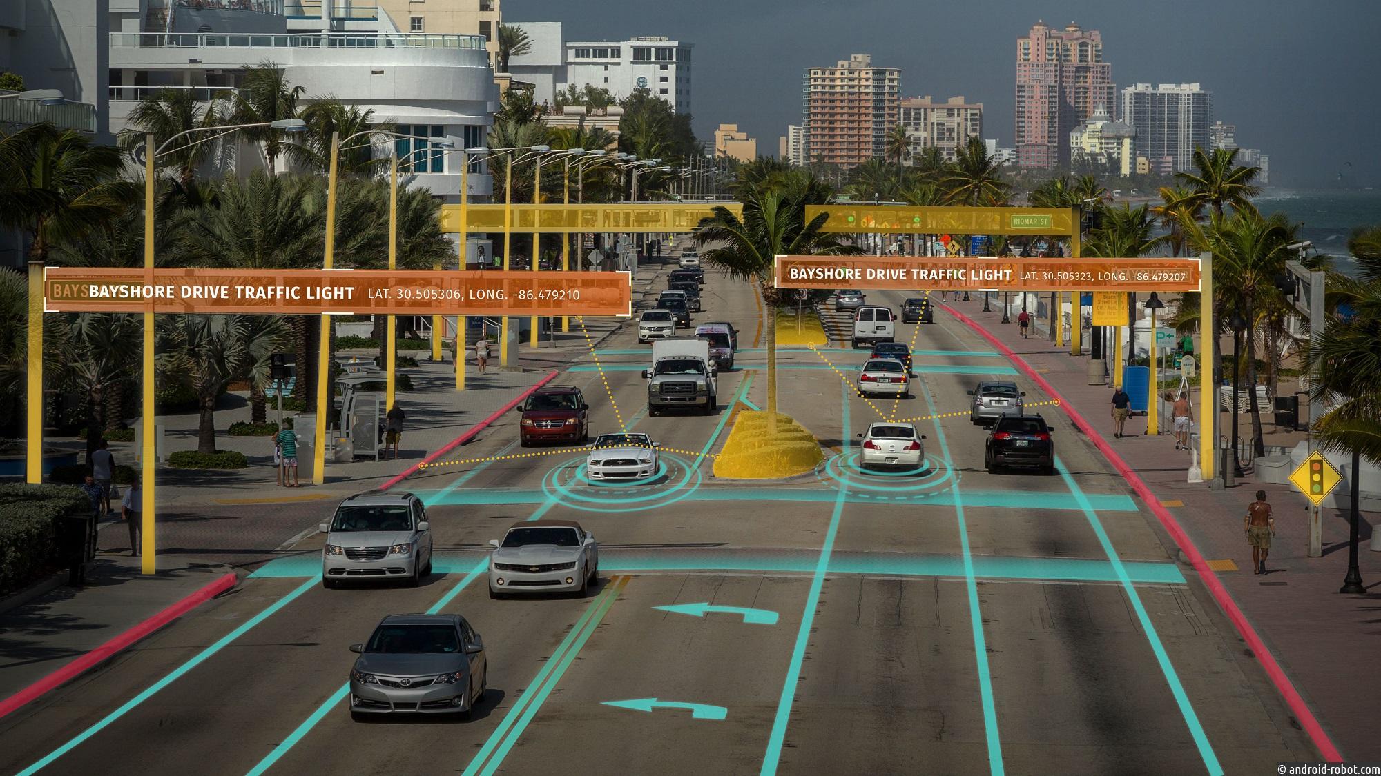 LG объявила о сотрудничестве с мировым поставщиком услуг цифровой картографии
