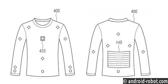 Компания Samsung запатентовала «умный джемпер» для подзарядки девайсов