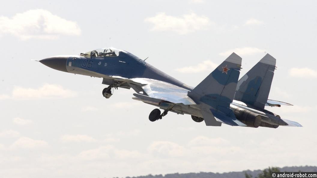 Пентагон продемонстрировал «перехваты» русских Су-30