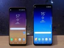 Всети интернет засветилась фотография включенного Samsung Galaxy S9