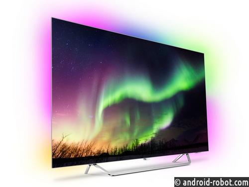 Представлен новый Philips OLED TV