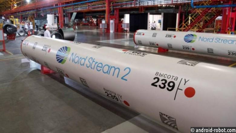 В минувшем году в«Северный поток - 2» инвестировали 3млрдевро