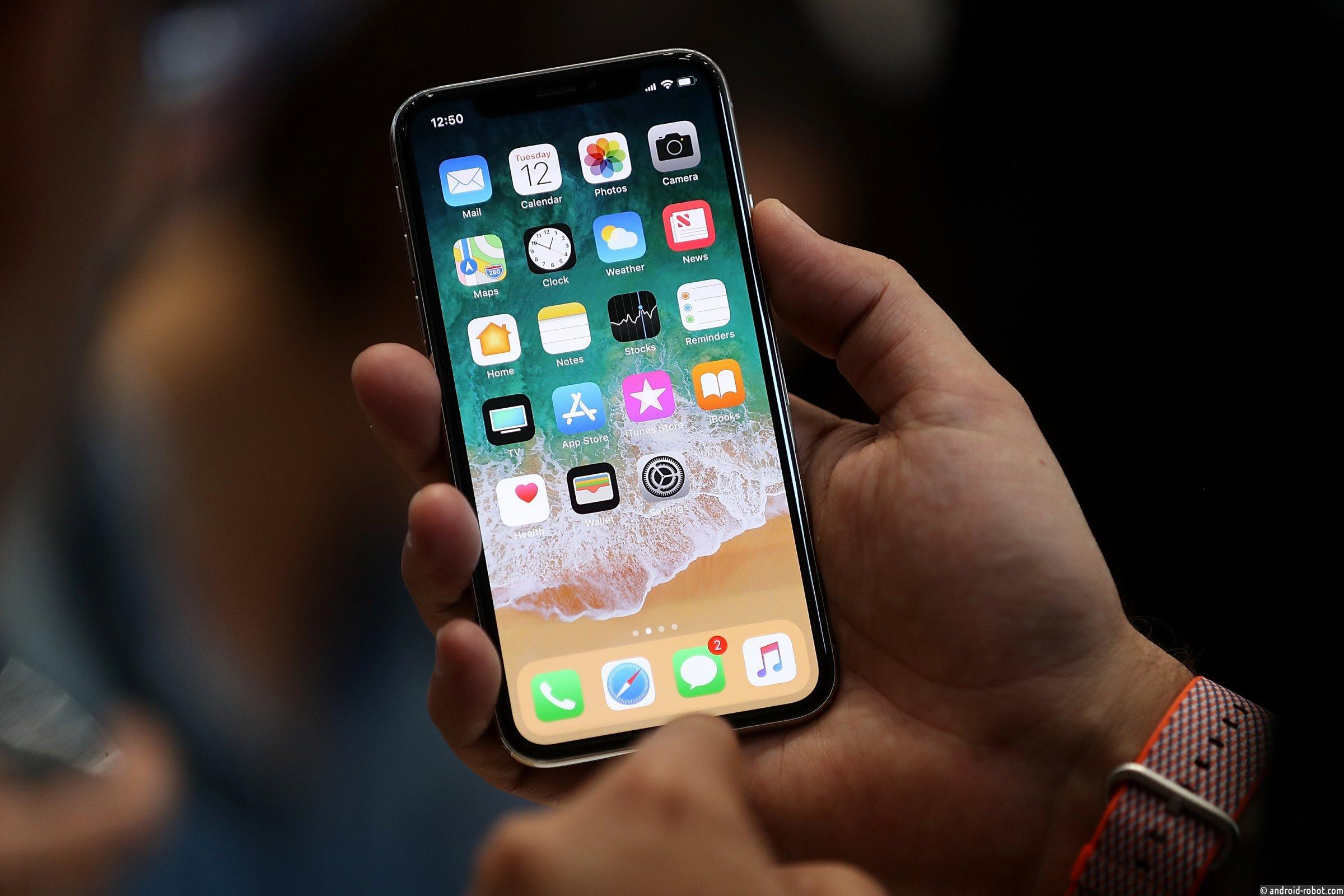 Всети интернет опубликовали изображение iPhoneXI откомпании Apple