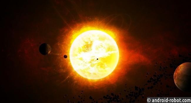 Ученые сообщили, что Земля отдаляется отСолнца