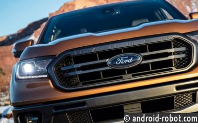 ВДетройте представят новый Ford Ranger 2018