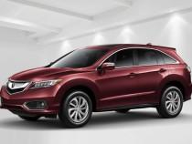 Появились первые фото новой Acura RDX