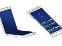 Самсунг запатентовала складной смартфон Galaxy X