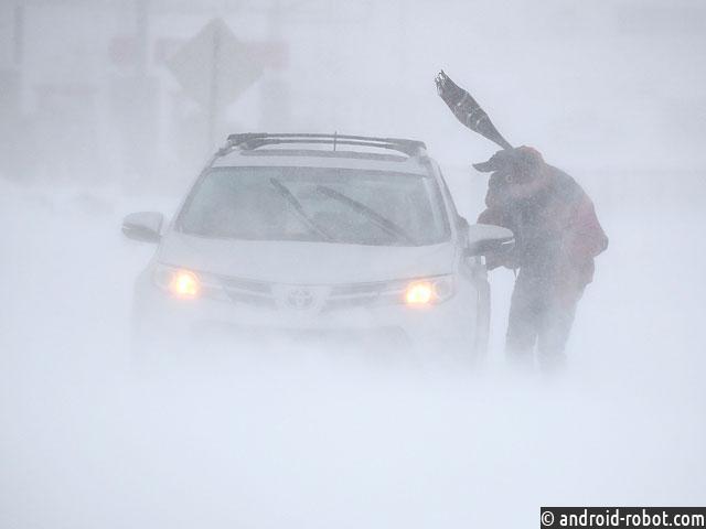 Холод унёс жизни уже покрайней мере 16 человек вСША
