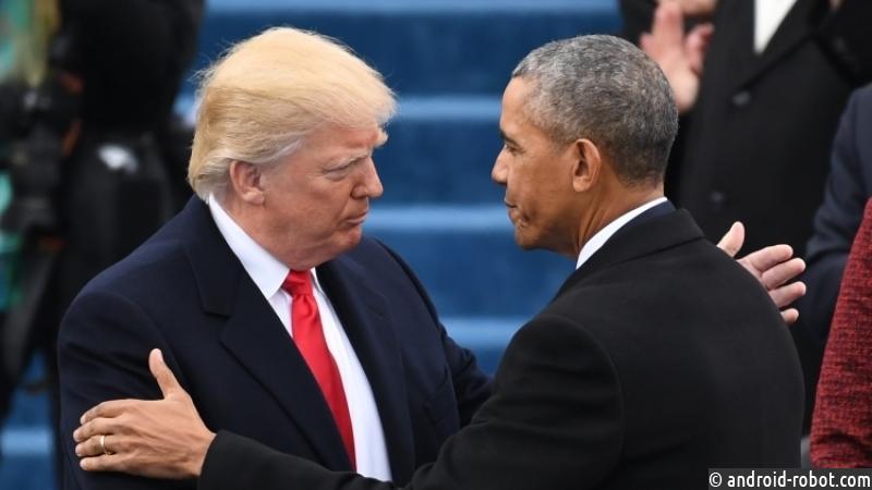Трамп связал утечку информации со любителями Обамы