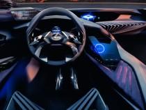 Lexus представил концепт-кар кроссовер LF-1 Limitless