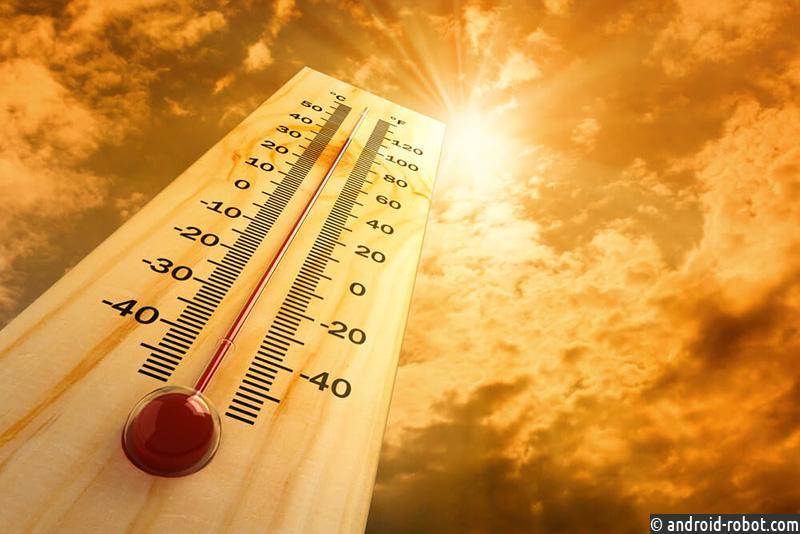 Учёные внесли 2017 год втройку самых жарких напланете