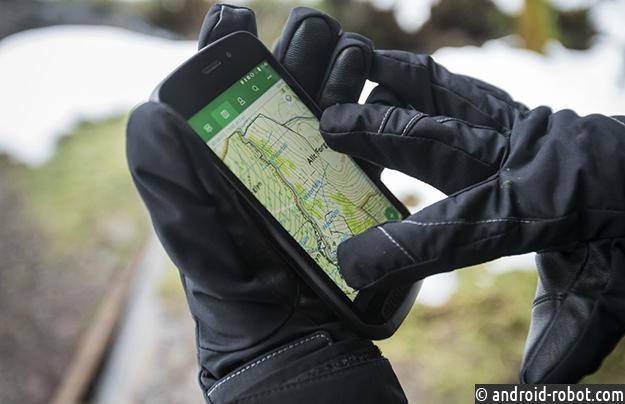 Компания Land Rover Explore представила защищенный смартфон