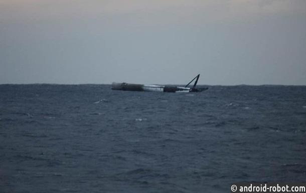 ВВС США нанесли удар поракете Falcon 9