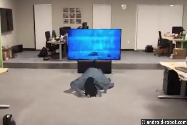 VR «оживление» девушки изфильма Звонок
