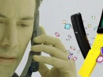 Компания нокиа воскресила телефон-банан из«Матрицы»