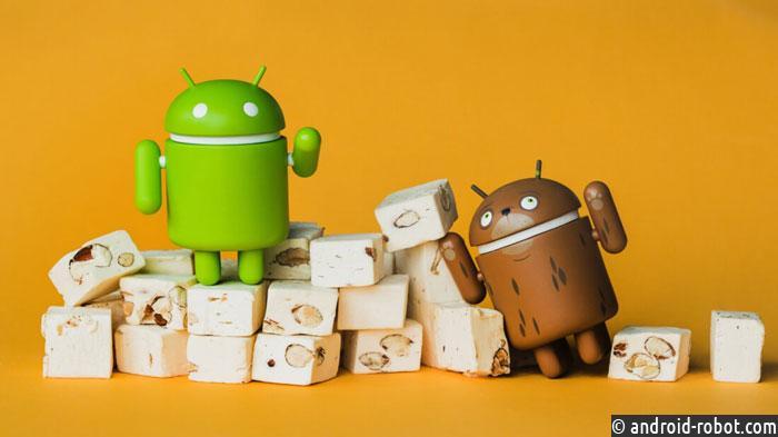 Nougat стала самой известной версией android