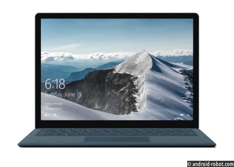 Microsoft снизила стоимость Surface Book 2 иSurface Laptop