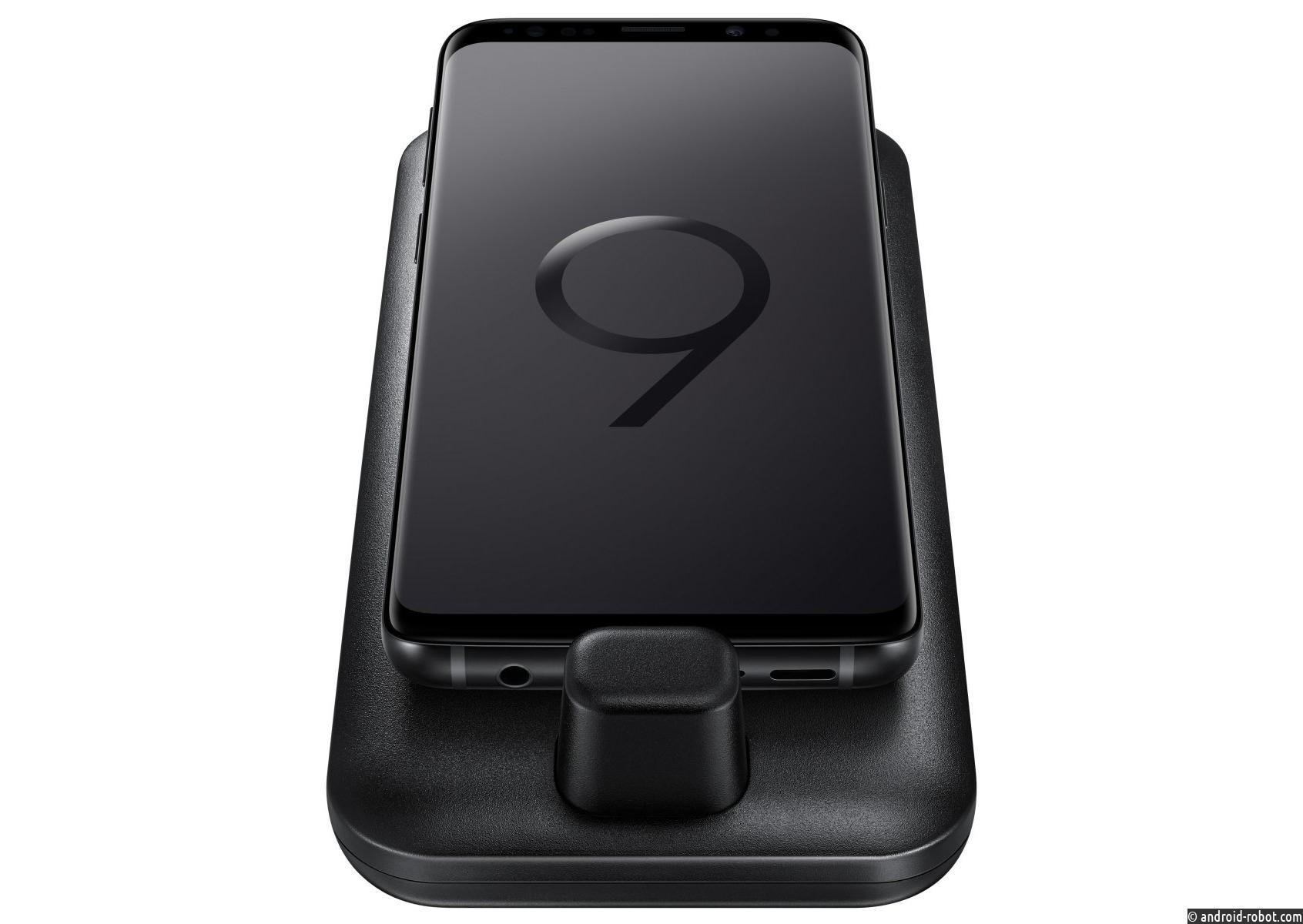 Galaxy S9 сохранит функцию, которая уфлагманов наданный момент вдефиците