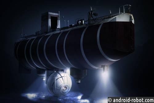 NASA создаст инопланетную субмарину для работы наТитане