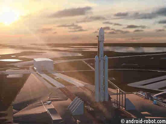 Запуск Falcon Heavy: что нужно знать осамой мощной ракете вмире