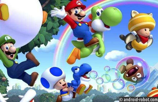 Nintendo снимет мультфильм помотивам игры «Супербратья Марио»