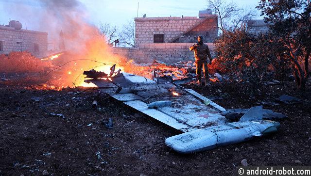 Размещено видео уничтожения боевиков, сбивших русский Су-25 вСирии