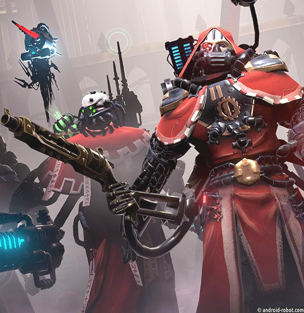 Warhammer 40,000: Mechanicus дляРС появится уже в2018 году