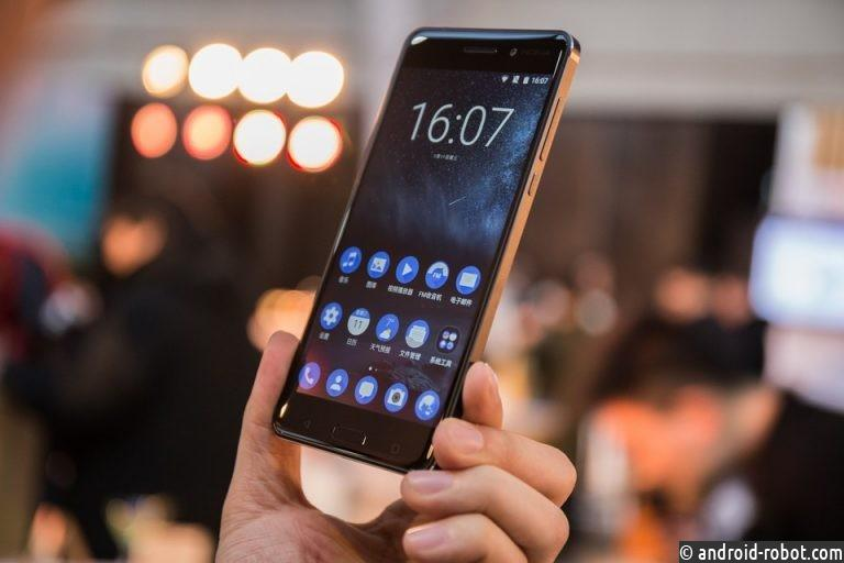 Первый «живой» снимок Nokia 7 Plus попал вСеть