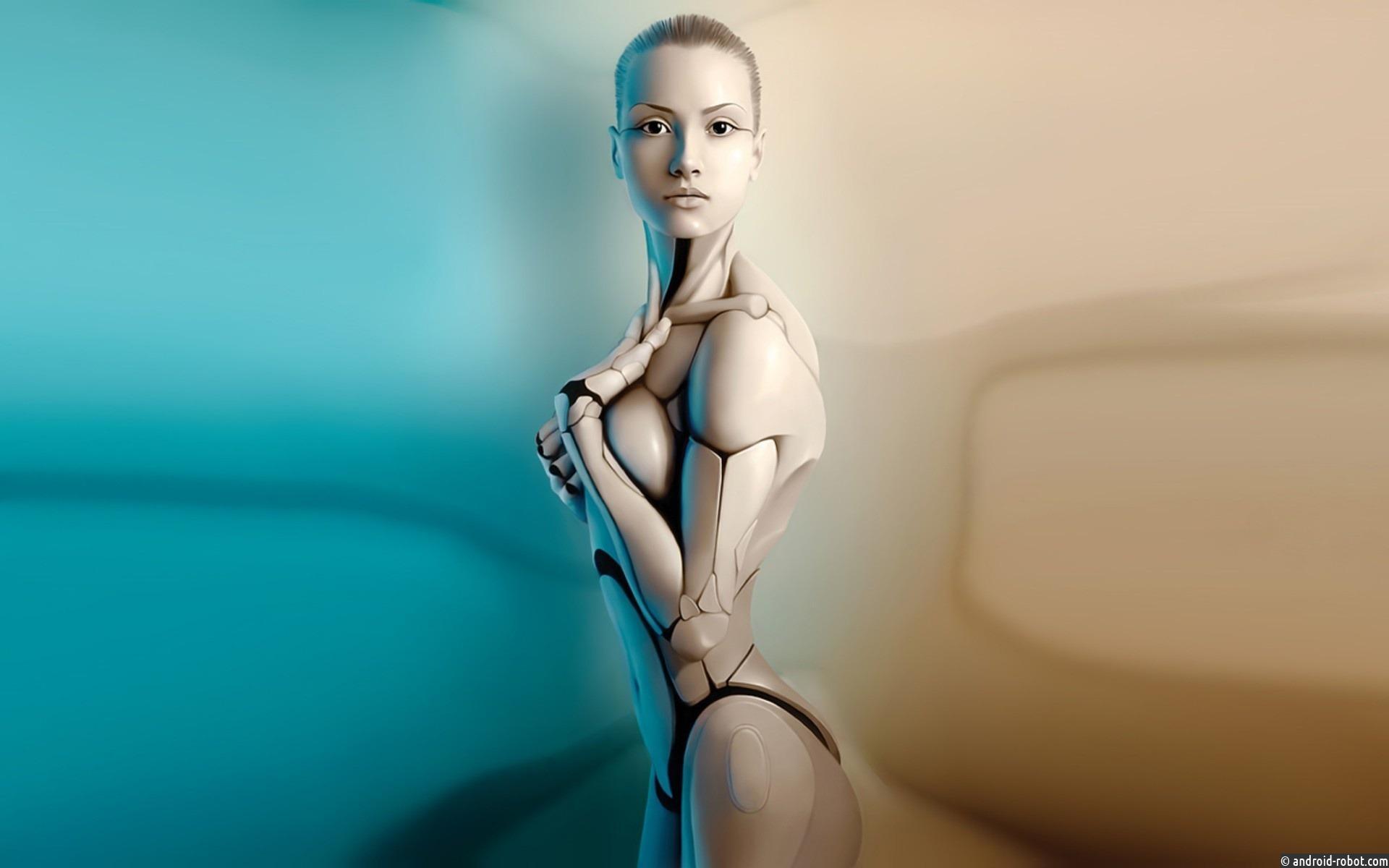 Samsung создала человекоподобного робота Saram
