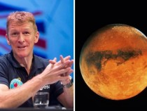 Британский астронавт сказал, когда земляне высадятся наМарс