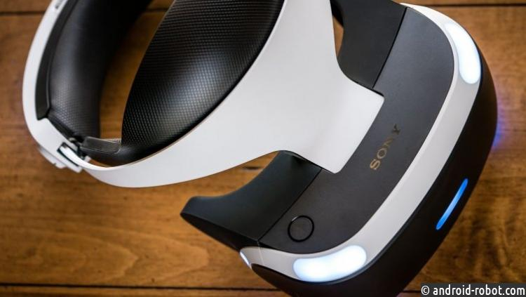 Sony значительно снизила цену нашлем виртуальной реальности PS VR