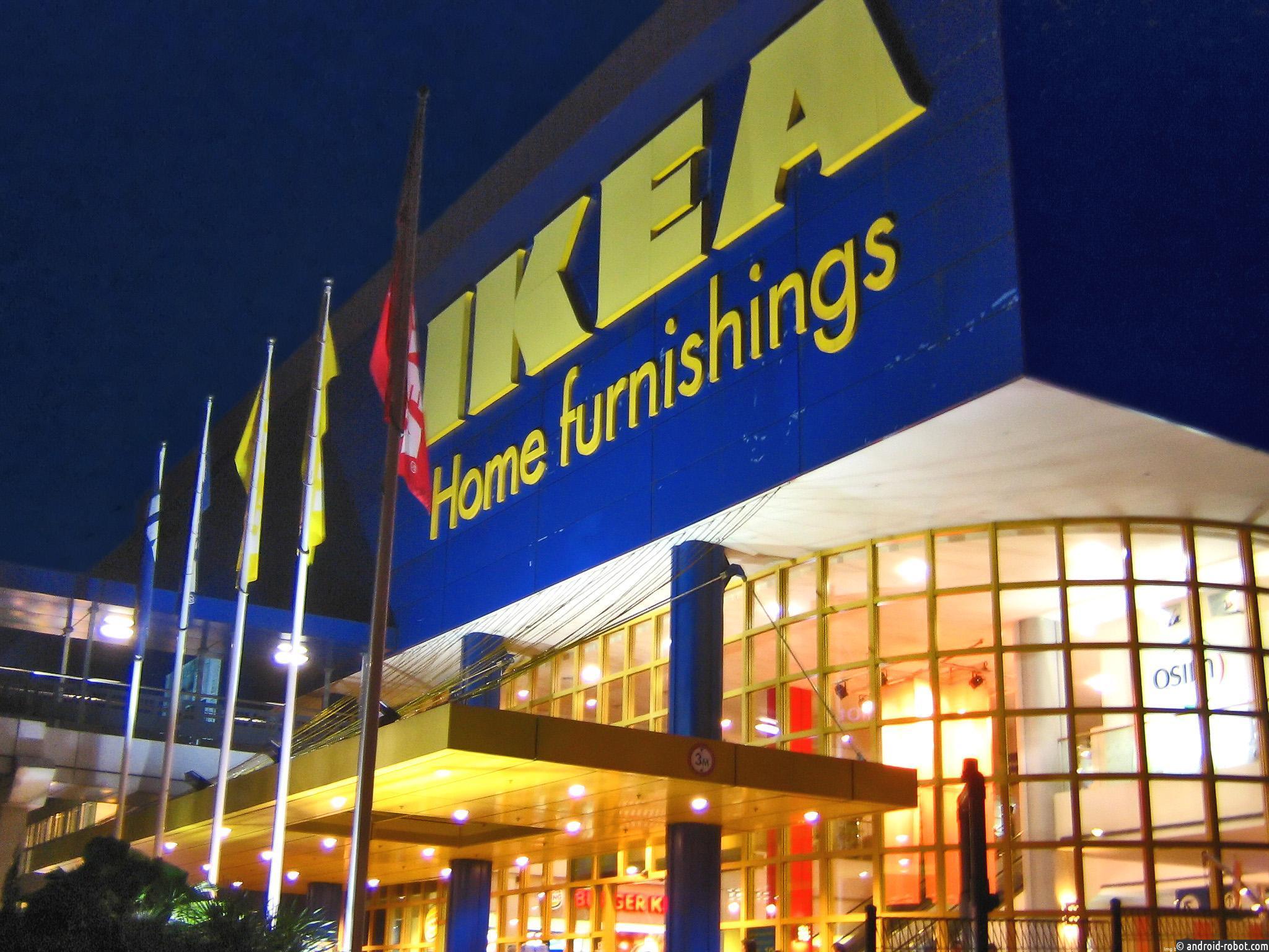 Ikea выпустило приложение дополненной реальности ikea place