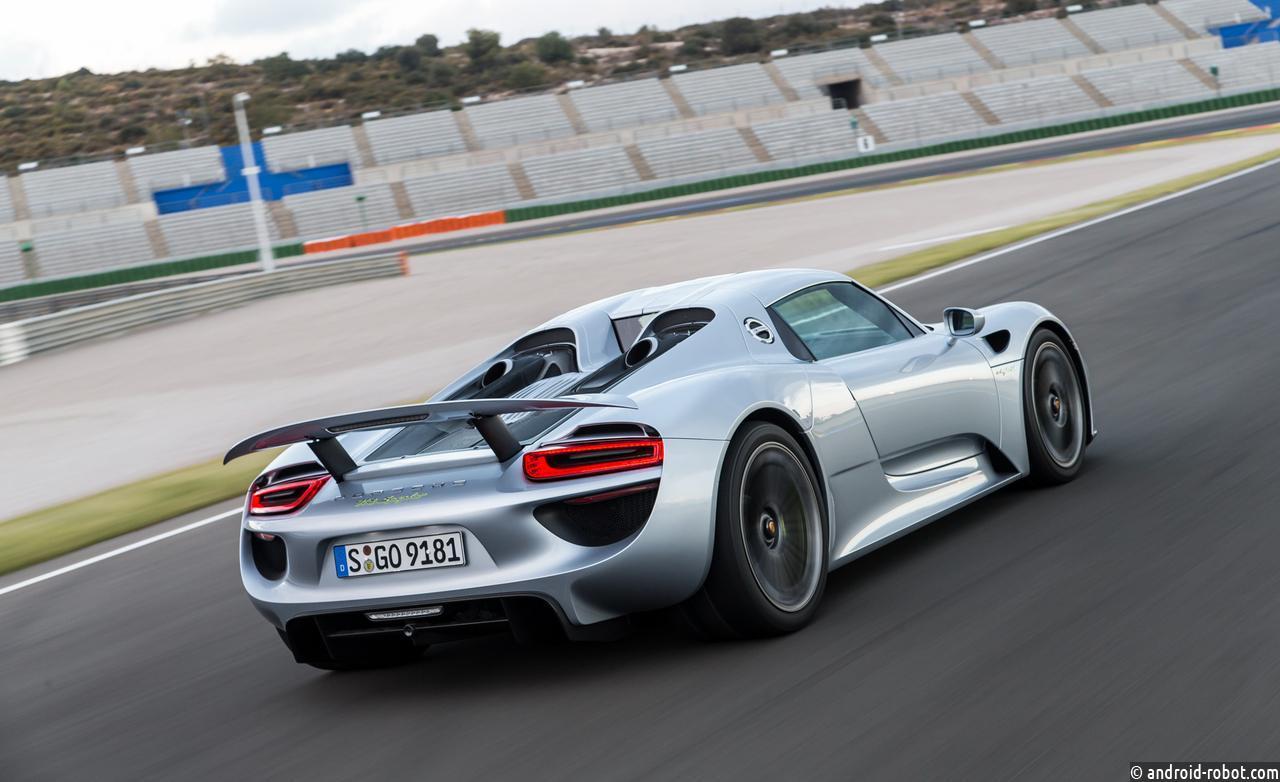 В Porsche выбрали 5 самых быстрых спорткаров
