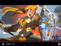 Blizzard показала навидео нового персонажа Overwatch