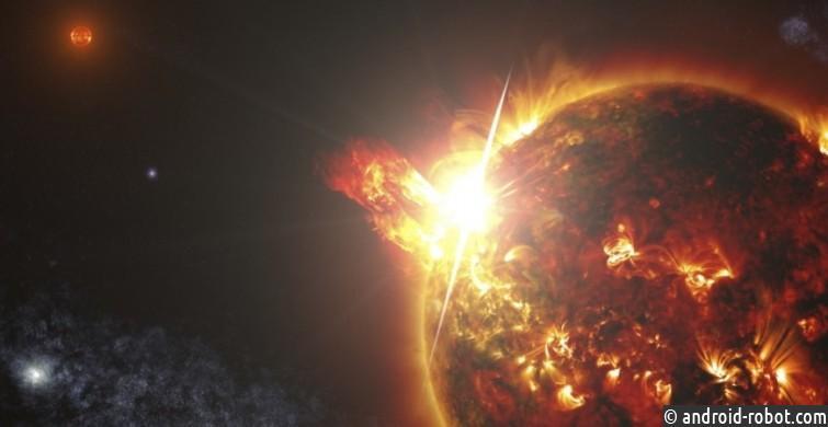Ученые зафиксировали «аномального» характера взрыв назвезде Проксима Центавра
