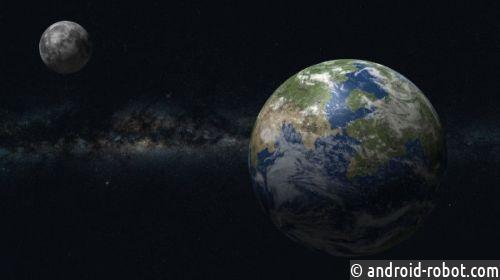 Луна иЗемля могли родиться внутри гигантского «бублика»— Астрономы