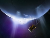 Исследование: земные организмы могут выжить наспутнике Сатурна