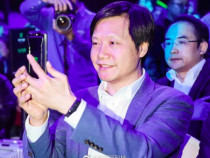 Руководитель Xiaomi случайно засветил новый фитнес-браслет MiBand 3