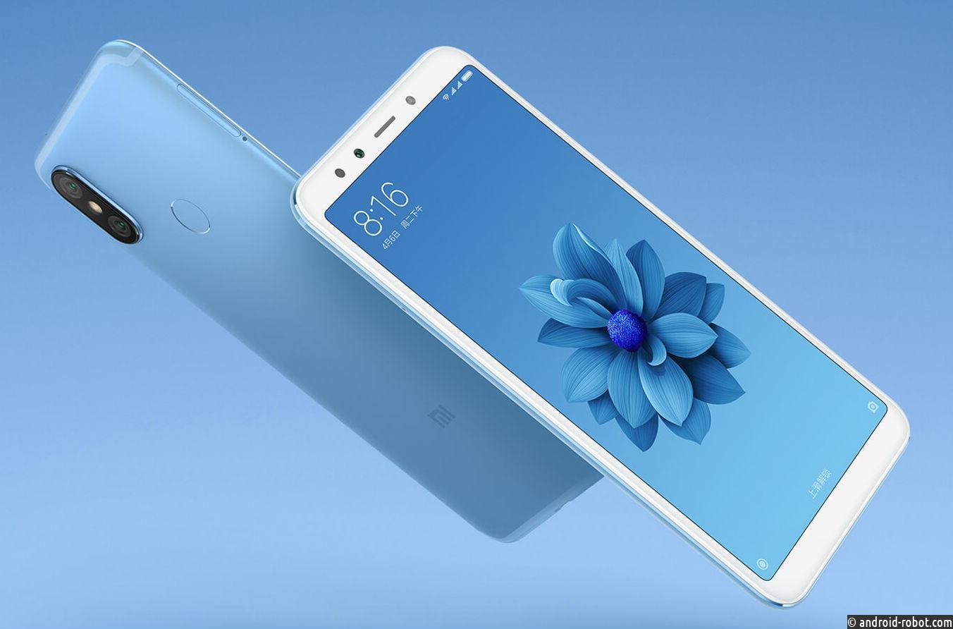 Xiaomi Mi6X показали доанонса: фото, цена, характеристики