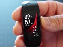 Руководитель Xiaomi «засветил» еще невышедший фитнес-браслет