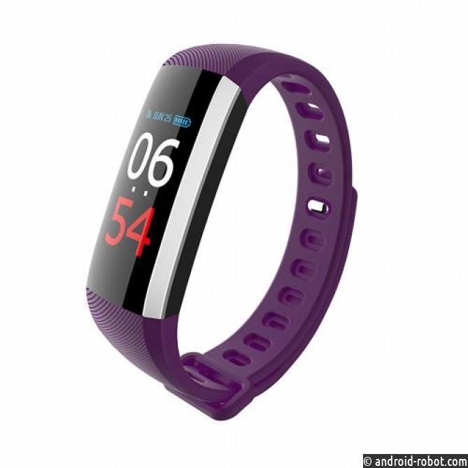 Xiaomi представила новый спортивный браслет MiBand 3