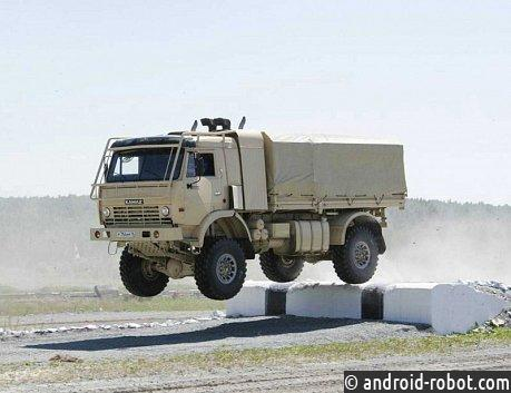 МТС и«КамАЗ» займутся развитием беспилотного транспорта