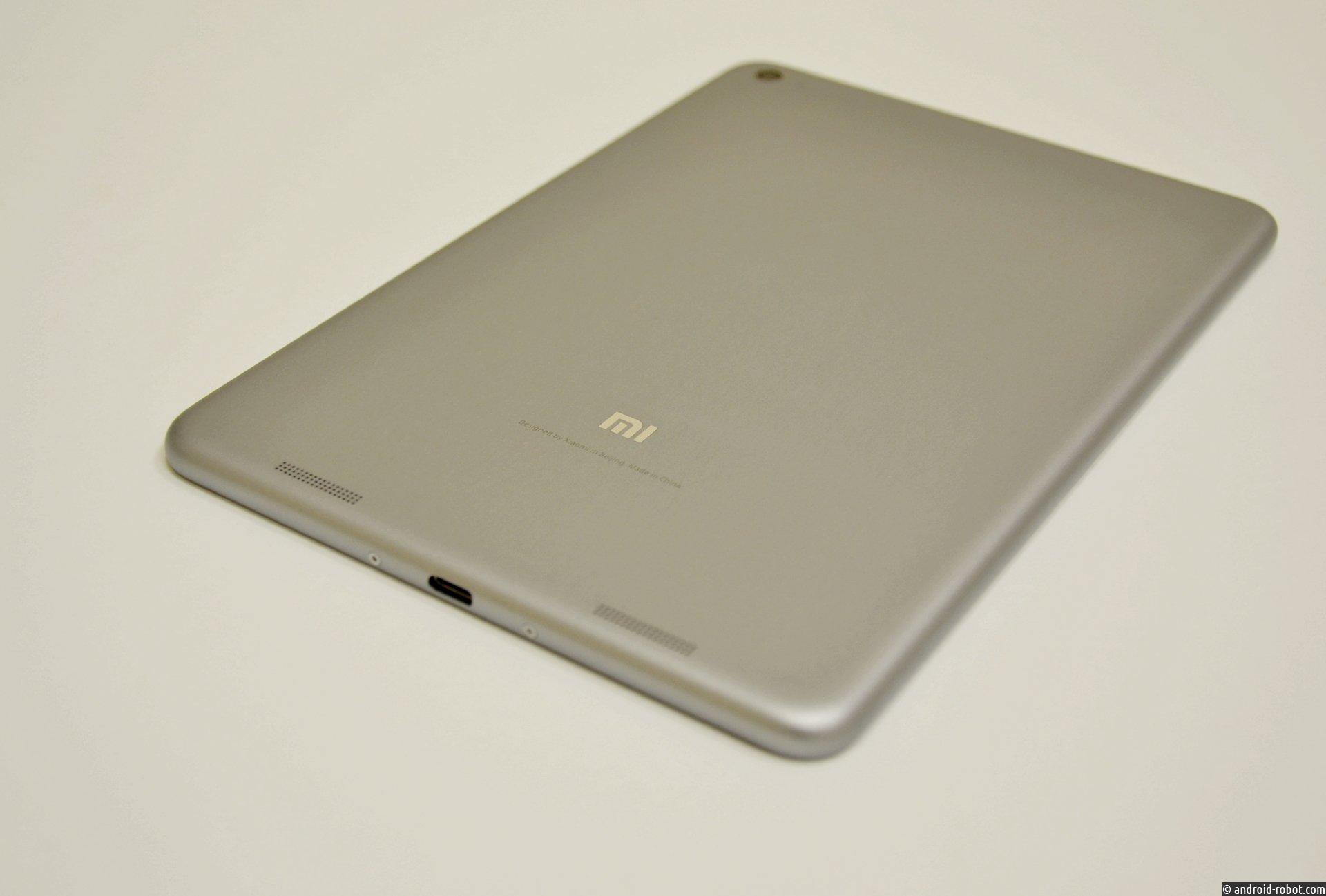 Стали известны характеристики нового планшета Xiaomi MiPad 4