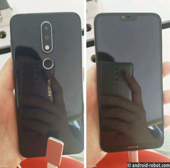 Смартфон нокиа X (Nokia X6) показали на настоящих фотографиях