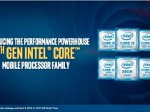 Intel представила 6-ядерный мобильный процессор Core i9 8-го поколения